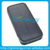 External power bank battery case for mobile phone solar power bank