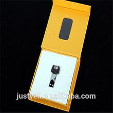 Best buy accept paypal wholesale usb key chain mini key usb flash drive, cheap best gift,USB key