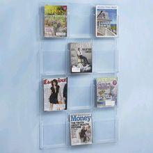 High quality acrylic bussiness card holder/diy business card holder poster holder acrylic holder