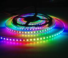 Outdoor Epistar rgb ws2812b led strip lights