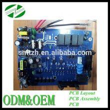 2.0mm electronic board Lead free electronic enclosure alu