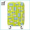 Kids cartoon travel car luggage and bags