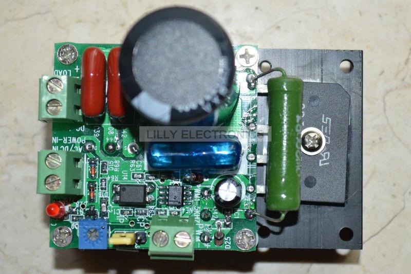 тока pwm контроллер mach3