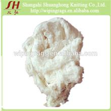 Best price cotton comber noil cotton waste