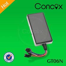 Wireless network tracking online concox GPS car tracker GT06N GPS/GSM/GPRS