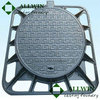 cast iron manhole cover for morocco 850x850x600
