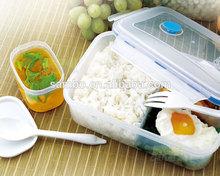 atacado de qualidade alimentar recipientes de plástico
