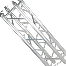 "Global Truss 12"" Square Lighting Truss Section 1.64 Ft - New"