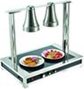 Best sale kitchen equipment food warmer station/food heating lamp