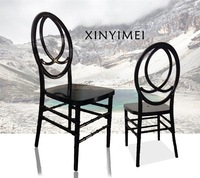 Good price crystal resin wedding chair for rental