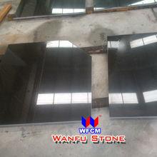 China Black Color Granite Bar Counter Top