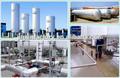 Liquides cryogéniques azote réservoir de stockage en vente prix fabricant chinois