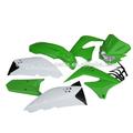 Plastic body kit para bicicleta da sujeira / motocicleta modelo popular KLX150
