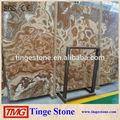 De boa qualidade tiger ônix, marrom ônix laje de mármore