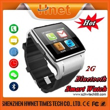 2014 hot selling internet watch phone touch screen wrist watch phone hand watch mobile phone
