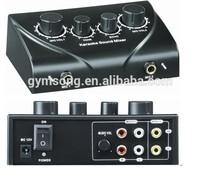 HD-N3 Karaoke concrete mixer high quality Karaoke Echo Mixer --Sing a song on PC NB Laptop