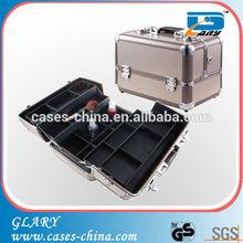 professional wholesale Aluminium cosmetic make up case