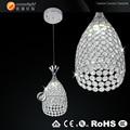 Pendentif d'éclairage pour salle à manger, om88187-1 marocaine lustre en cristal