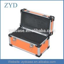 Aluminium small Instruments box lightweight tool case with EVA liner, ZYD-MR551