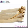 hotselling alta qualidade fábrica diretório estilo quente saga remy extensões de cabelo