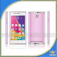 Cheap touch screen phone 4.5inch 3G Andorid 4.4 unlock smartphone
