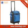 Colorful Soft Cooler Bag On Wheels