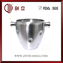 1.5L mini stainless steel bucket for champagne