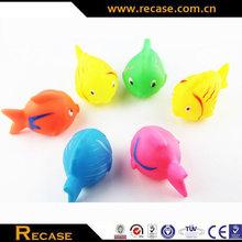 2014 Custom 3d Plastic Custom Vinyl Toy Fish toy