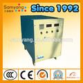Ac DC de potencia fiable sistema pcb recubrimiento revestimiento rectificador de aire de refrigeración del panel de control 1500A