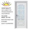 good MDF and glass door coating PVC film SC-P125