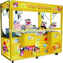 Pulgadas 31 solo de captura juguete del juego de la máquina/de juguete de felpa capturas del juego/regalo de captura de la máquina expendedora