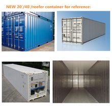 40'HC container old cargo containers for sale