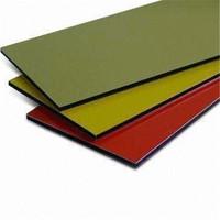 5*10 feet (1525*3050mm) 2-8mm aluminium cladding sheet prices