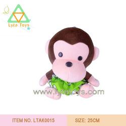 Very Good Super Soft Plush Stuffed Monkey
