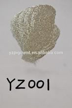 Yunzhu Silver-Gilt Effect pearlescent pigment silver white pearl pigment
