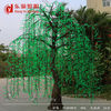 outdoor decoration artificial led weeping willow tree light