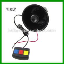 Car Horn Siren PA System 12V Loud Megaphone + Mic Motorcyle/RV/Truck