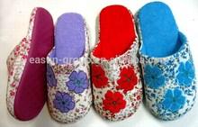 Easun first class Soft sole winter bedroom/ladies slipper