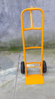 hand pallet truck dolly heavy transport tool