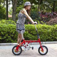 Folding bike/12 inch folding bike/disc brake 12 inch folding bike