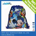 Novos produtos quentes para 2015 do esporte do cordão sacola de compras Pp cordas cordão saco de sublimação saco de cordão