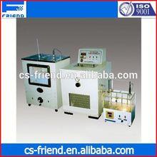 Petroleum wax oil content analyzer oil analysis instrument. lubricating oil analyzer