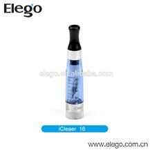 Stock offer bottom dual coil clearomizer original innokin iclear 16