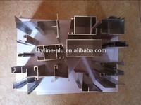 aluminium door and window section for Tanzania
