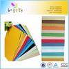 multi color binding paper