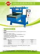 Largest cutting capacity of 400 kn CNC die cutting machine