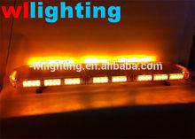 48'' Amber Top Bolts Mount Police Fire EMS LED Light Bar (WL-8605)