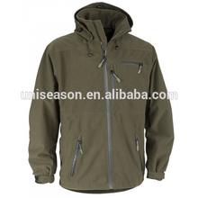 European waterproof country jacket hunting