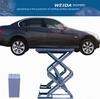 scissor car elevator car lift china with high quality