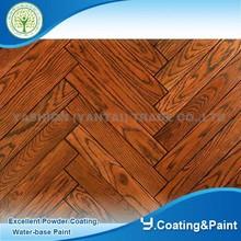 high quality liquid wood floor paint
